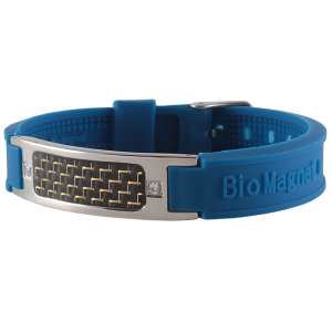 синий турмалин браслет с биомагниом германием