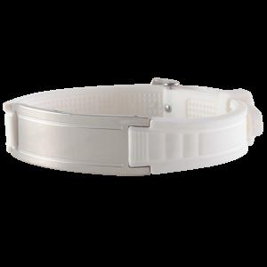белый турмалиновый браслет