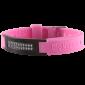 Турмалиновый браслет с 24 кристаллами Сваровски — Розовый