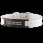 Турмалиновый браслет с 24 кристаллами Сваровски — Белый