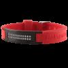 красный турмалиновый магнитный браслет с ионами