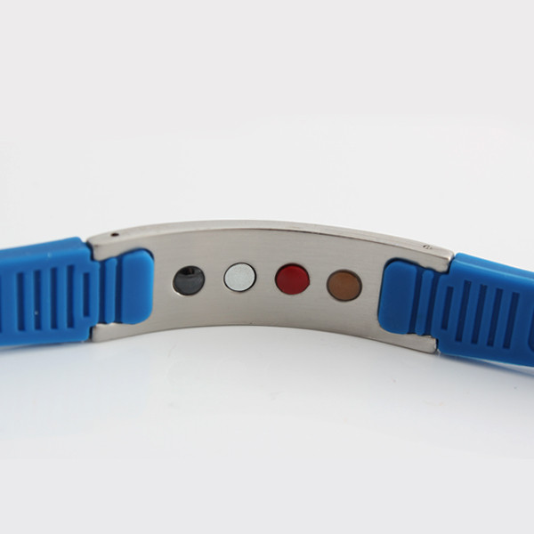 браслет для мышц с турмалином