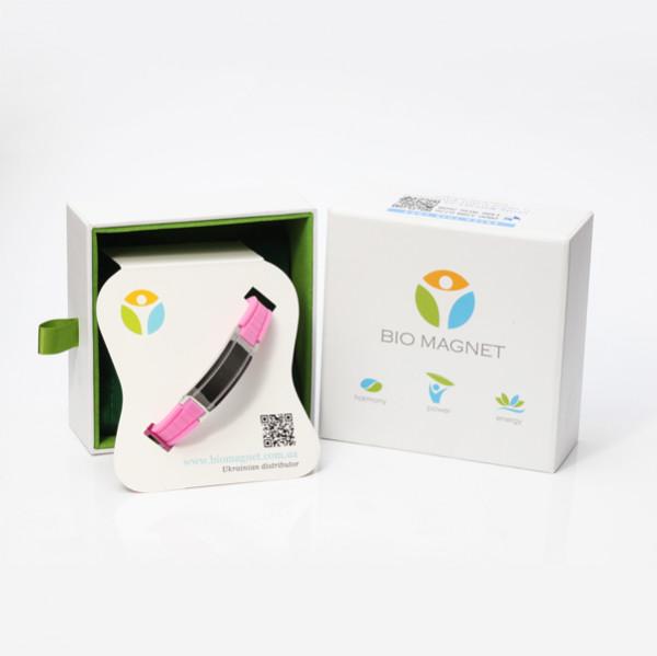 настоящий браслет с магнитами для здоровья