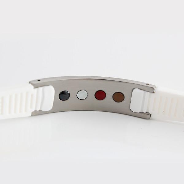 простой турмалиновый браслет для здоровья