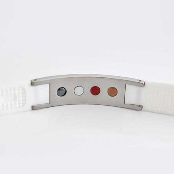 женский браслет магнитный с турмалином