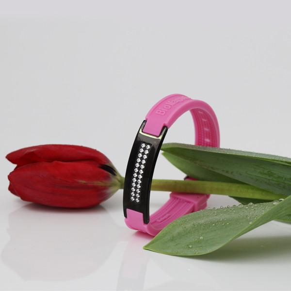 женский браслет для похудения с магнитами сваровски