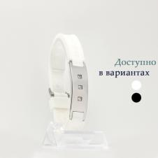 турмалиновый браслет с кристаллами Сваровски
