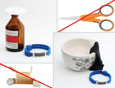 как ухаживать за магнитным турмалиновым браслетом