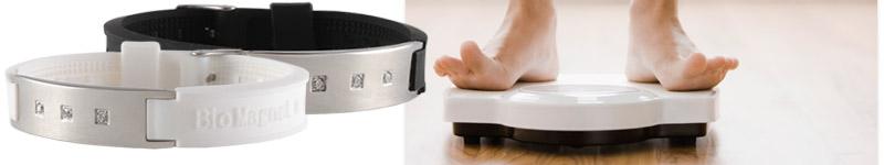 магнитный браслет для похудения снижает вес